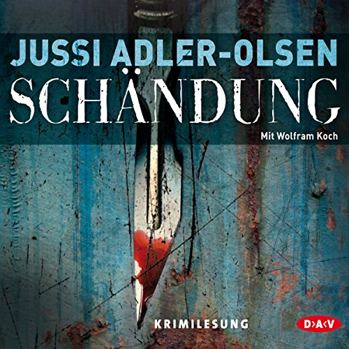 Schändung     Carl Mørck 2              By:                                                                                                                                 Jussi Adler-Olsen                               Narrated by:                                                                                                                                 Wolfram Koch                      Length: 7 hrs and 25 mins     Not rated yet     Overall 0.0