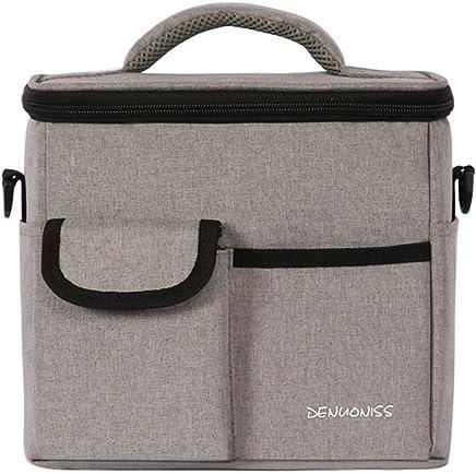 Isolierte Lunch Bag Wasserdicht FüR FüR FüR MäNner Und Frauen Portable Isolierung Mit Dicht Liner B07HV56JMC | Outlet Online  b14e05