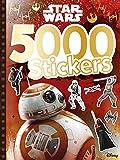 Star Wars VII, 5000 STICKERS