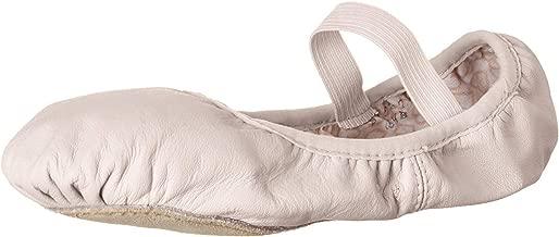 Bloch Dance Girls Dance Shoes Belle Full Sole Leather Ballet Slipper/Shoe