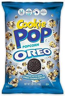 Snack Pop Cookie Pop Popcorn, Oreo クッキーポップポップコーン オレオ149 g [海外直送品]