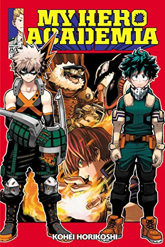 My Hero Academia, Vol. 13, 13: A Talk About Your Quirk