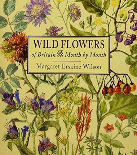 Wild Flowers of Britain: Month by Month