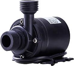 35m Pompe /à Eau /à Energie Solaire DC HOUSE Pompe submersible /à /énergie solaire submersible actionn/ée solaire de CC 12V pompe /à eau dascenseur de 35