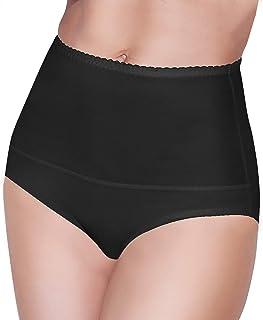 Culotte Gainante Femme Sculptante Taille Haute Femme sous-Vêtements Gainant Minceur Gaine Panty Bas Shorty Invisible sans ...