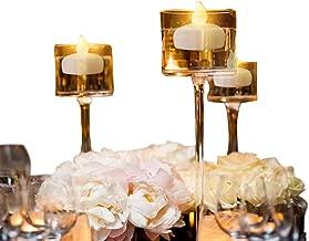Compleanni Spa Classiche e Non profumate T-shin per Matrimoni a Forma di Petali di Loto Candele galleggianti anniversari Decorazioni per la casa Relax Verde