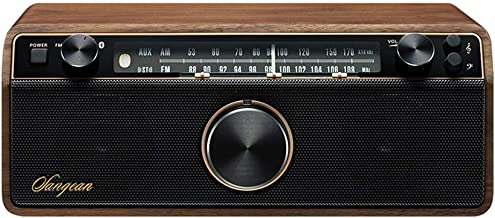 Chx Home Stereo Radio Bluetooth Speaker Subwoofer Sound Creative Original Wood High-end High Fidelity High Power Large Volume photo