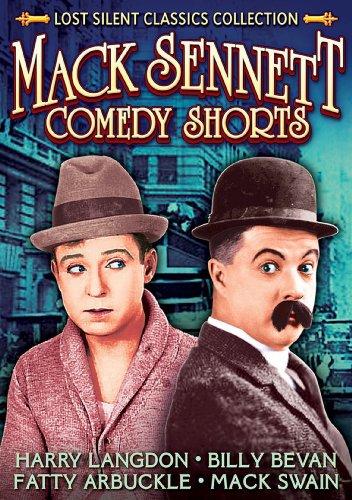 Mack Sennett Comedy Shorts (Silent)