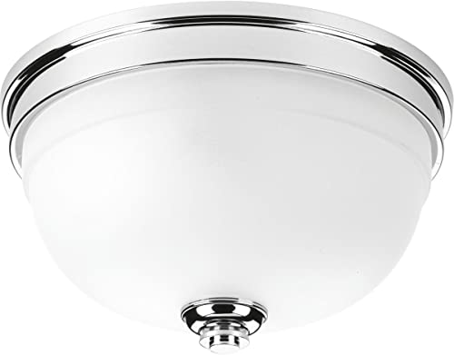 popular Progress 2021 Lighting P350047-015 Topsail Polished Chrome outlet online sale Two-Light Flush Mount online