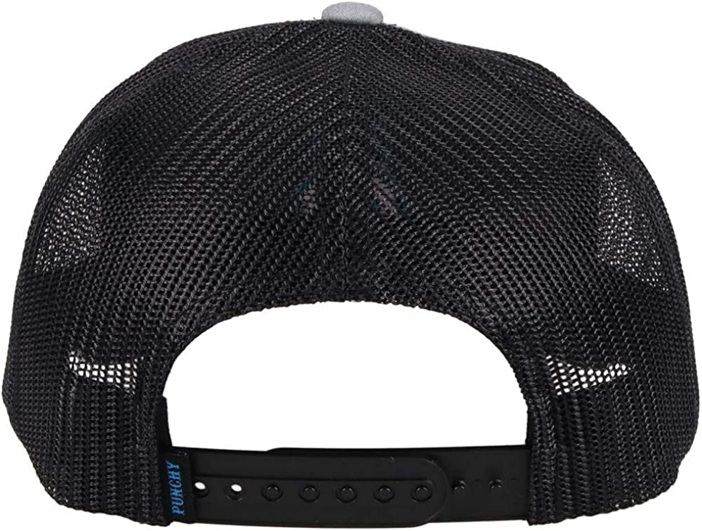 HOOEY Knox Punchy Adjustable Snapback Hat