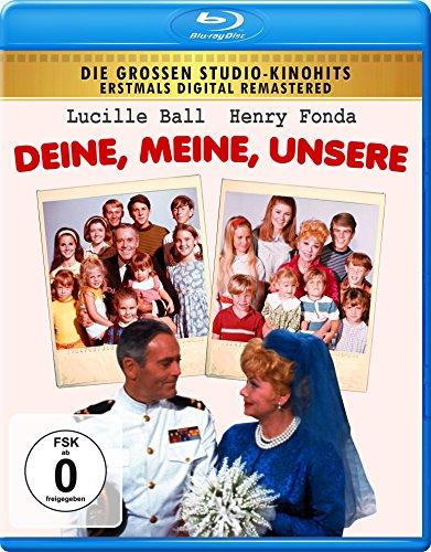 Deine, meine, unsere - Digital Remastered - Original [Blu-ray]