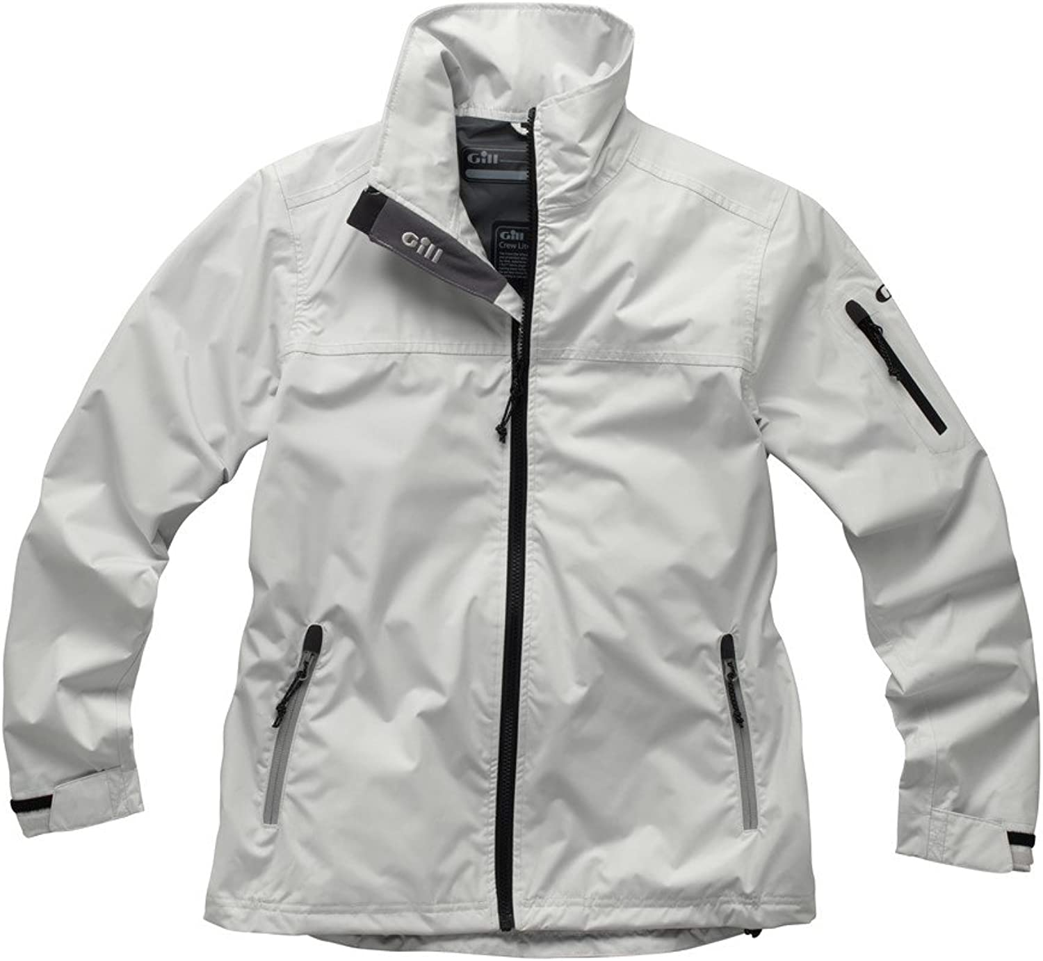 Gill Womens Crew Lite Jacket  Graphite