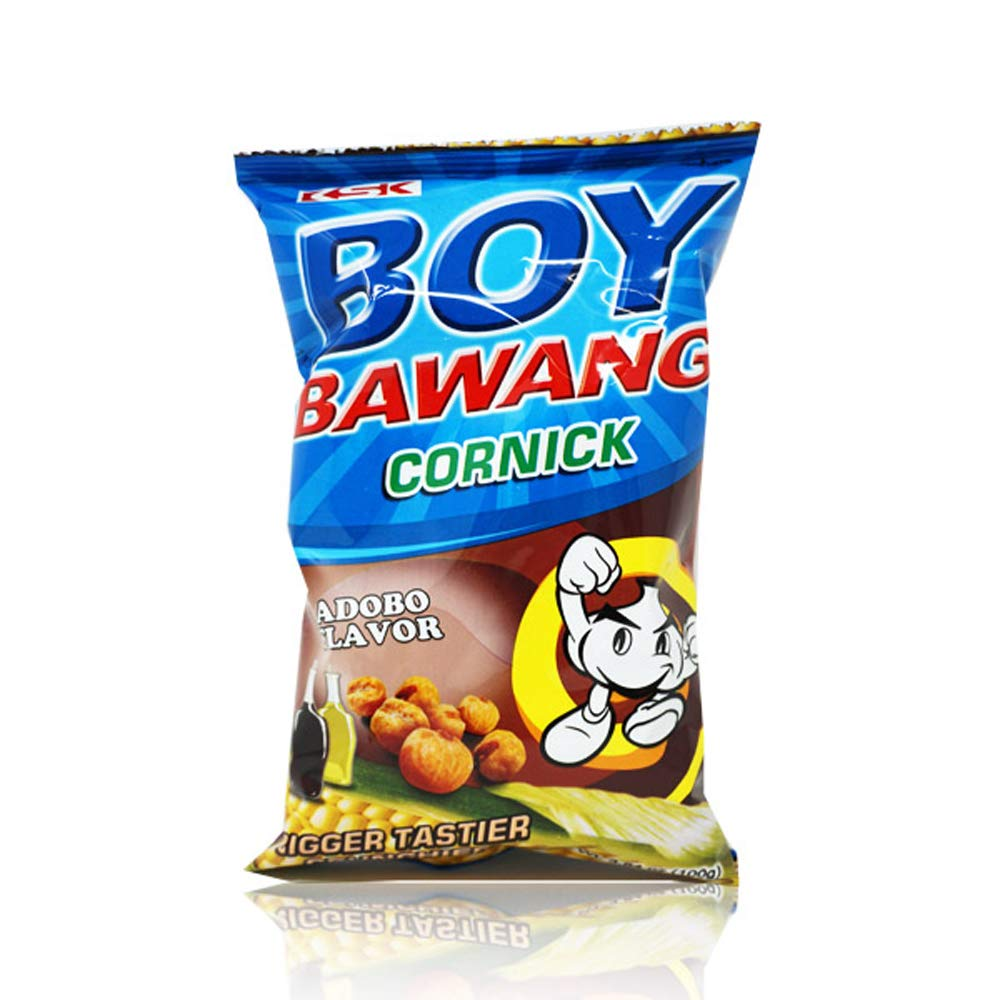 Boy Bawang Cornick Adobo Flavor - 3.54 Max 62% OFF Corn Popular shop is the lowest price challenge Snack