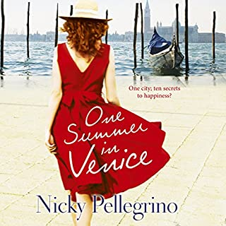 One Summer in Venice cover art