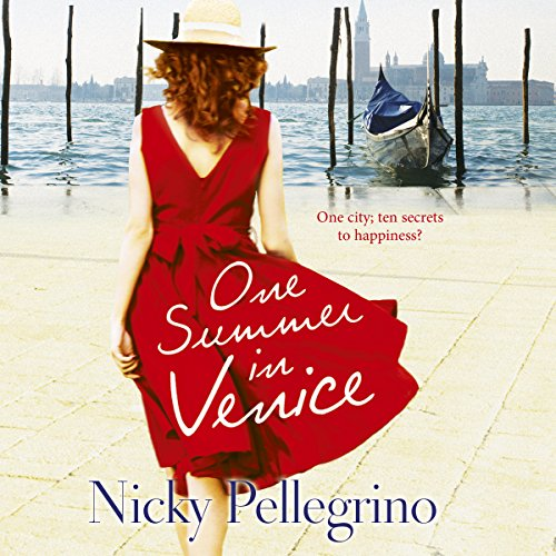 One Summer in Venice audiobook cover art