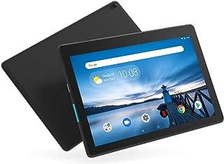 Lenovo ZA470006US Tab E10, 10.1″ WXGA Touchscreen, Snapdragon 210, 2GB RAM, 16GB SSD, Android 8.1, Black (Renewed)
