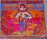 Grateful Dead Dave's Picks Volume 25 Live at Broome County Veteran Memorial Arena Binghamton, NY November 6, 1977