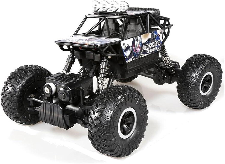 Giocattoli prima infanzia FEI Bambini giocattolo auto 1 14 a quattro ruote che salta 2.4Ghz veicoli fuoristrada remoti Velocità di corsa su tutto il terreno nero Prima educazione
