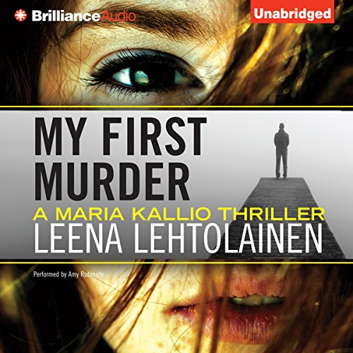 My First Murder audiobook cover art