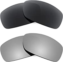 Revant Replacement Lenses for Ray Ban RB4057 2 Pair Combo Pack K001