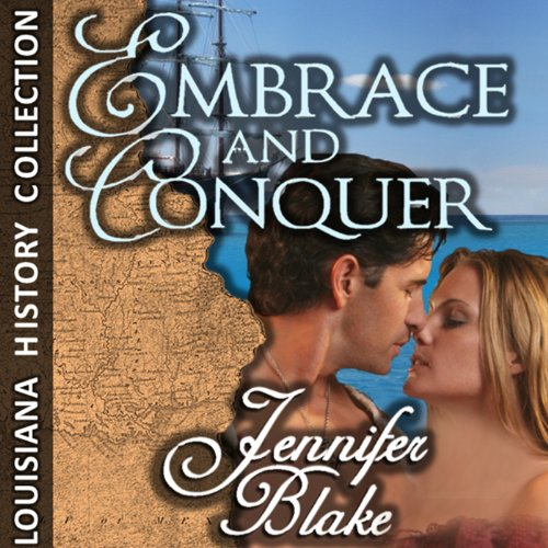 Embrace and Conquer audiobook cover art
