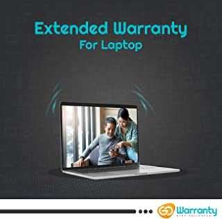 GoWarranty 2 Year Extended Warranty for Laptops (Rs 45001 - Rs 70000) Email Delivery