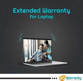 GoWarranty : Extended Warranty for Laptops (Range INR 40001 - INR 70000) - (4 Year Warranty)