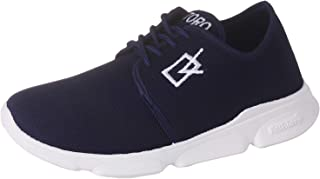 Testa Toro Mesh Embroidered Logo Low-Top Lace-Up Sneakers for Men 43