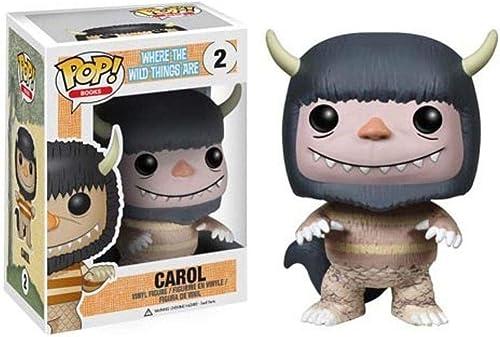 Entrega directa y rápida de fábrica Pop  Vinyl Where The The The Wild Things Are Carol Figure  venta