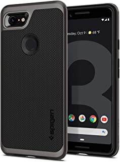 Spigen Neo Hybrid designed for Google Pixel 3 cover case - Gunmetal