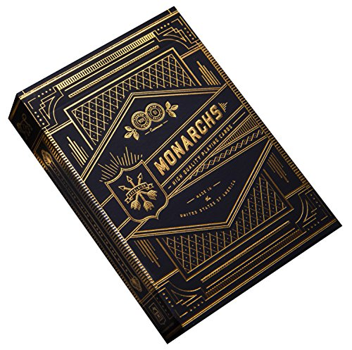theory11 Monarch Playing Cards (Blue)