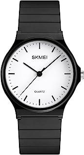 Women's Watches Ladies Quartz Watch Waterproof Resin Fashion Casual Wristwatch for Girls