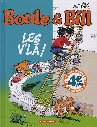 Boule & Bill : Les v'là ! (petit format)
