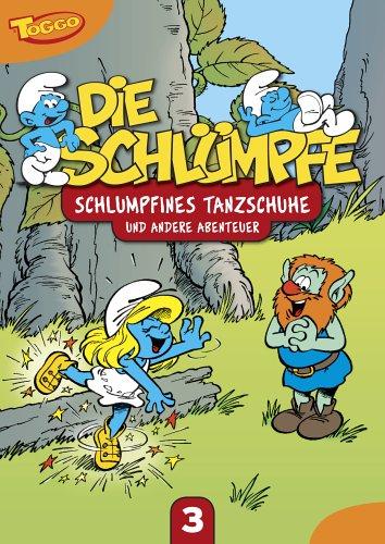 Die Schlümpfe 03 - Schlumpfines Tanzschuhe und andere Abenteuer
