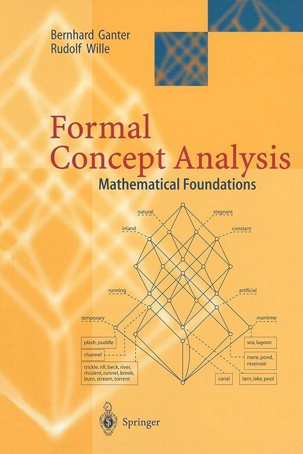 ボット検出俳句Formal Concept Analysis: Mathematical Foundations