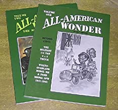 All-American Wonder: Information Regarding the History, Production, Features and Restoration of Military Jeeps 1941 - 1945, Volumes One & Two (2 Volume Set)