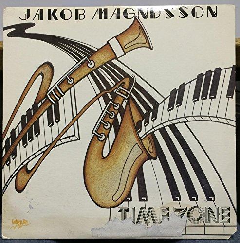 Jakob Magnússon - Timezone - Optimism Incorporated - GBJ 2002