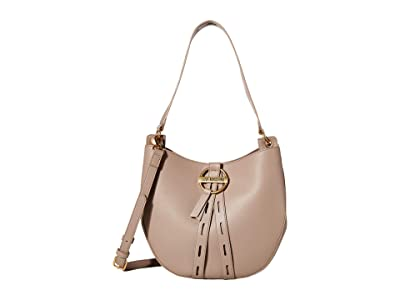 LOVE Moschino Hobo Bag (Grey) Handbags