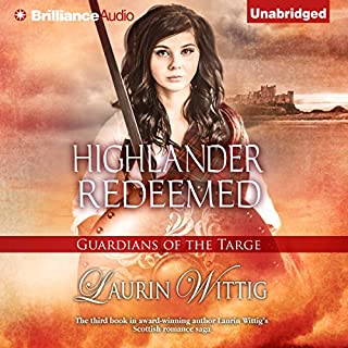 Highlander Redeemed audiobook cover art