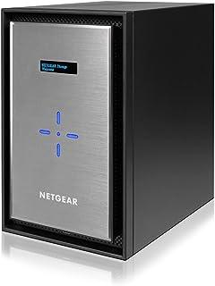 NETGEAR ReadyNAS 528X - Desktop Network Storage 10GBase-T, 8-Bay Diskless