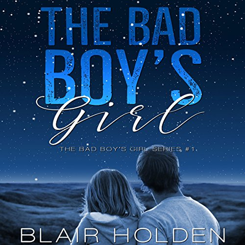 The Bad Boy's Girl audiobook cover art