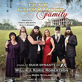 The Duck Commander Family audiobook cover art