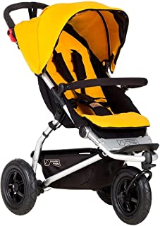 Mountain Buggy Swift Compact Stroller, Gold