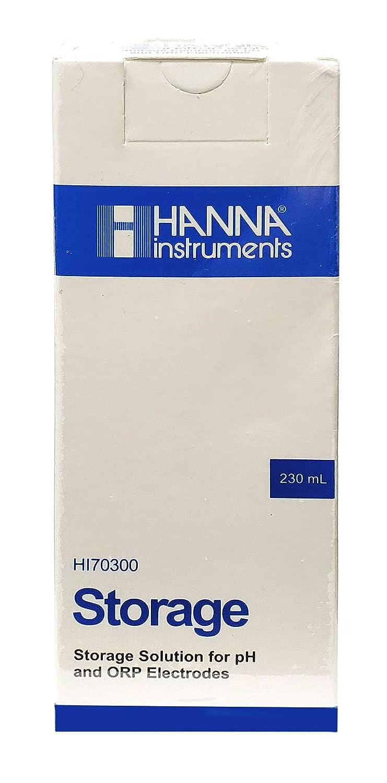 Hanna Instruments Max 76% OFF HI70300L pH ORP Storage Electrode 50 Max 56% OFF Solution