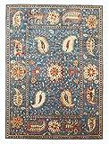 Nain Trading Arijana Klassik 361x269 Orientteppich Teppich Braun/Rosa Handgeknüpft Pakistan