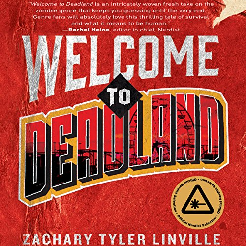 Welcome to Deadland audiobook cover art