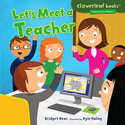 Let's Meet a Teacher copertina