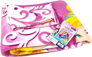 Singolo T/&F 8054242505801 Plaid Disney Cinderella 120x150x1.5 cm Multicolore Poliestere