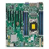 Supermicro Motherboard MBD-X10SRL-F-B Xeon E5-1600/2600v3 LGA2011 C612 256 GB DDR4 SATA ATX braun Box