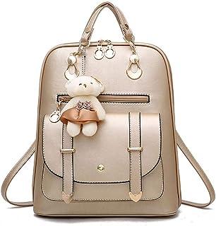WEISHAZI Mochilas para mujeres y niñas, mini mochilas de viaje, bolsos de hombro,
